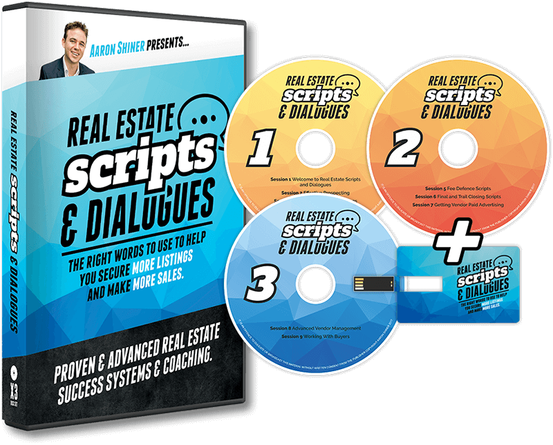 Real estate scripts and dialogues